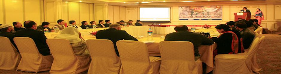 OEC Youth Dialogue, and E-Launching 2011, Islamabad